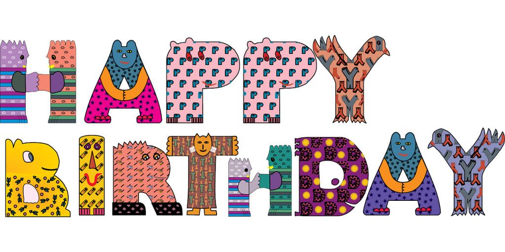 Feliz birthday