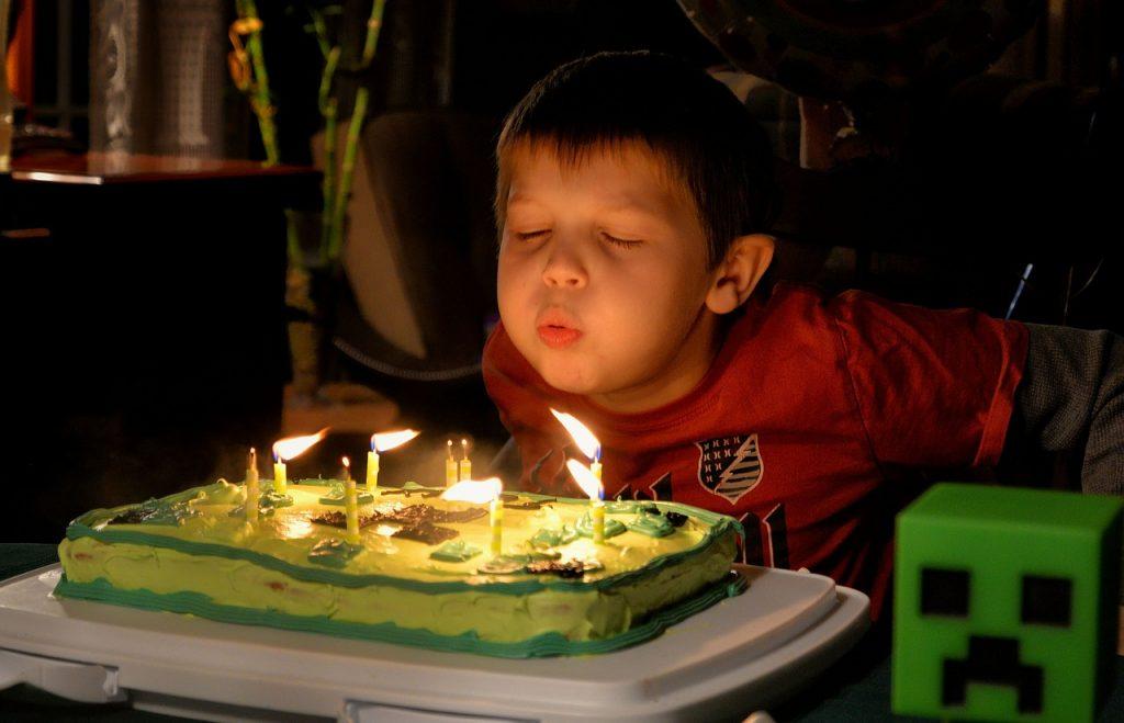 Feliz cumpleaños madrina